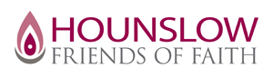 Hounslow Friends of Faith logo