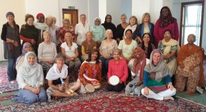 Women's Interfaith tea party 1