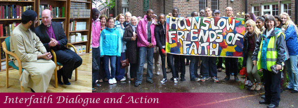 Hounslow Friends of Faith Group